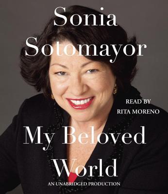 [CD] My Beloved World By Sotomayor, Sonia
