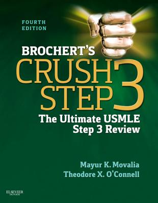 Brochert's Crush Step 3 By Movalia, Mayur/ O'connell, Theodore X.